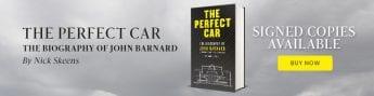 John Barnard: Royal Automobile Club Talk Show