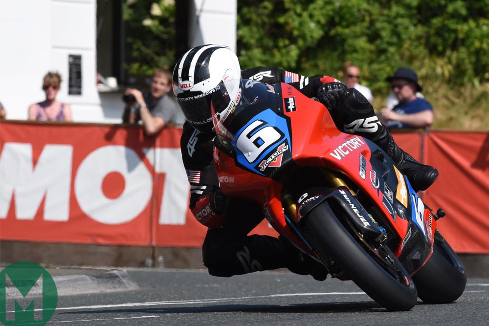 William Dunlop crowdfunding page launched