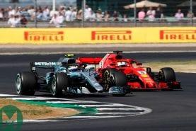 Was Mercedes fastest at Silverstone?