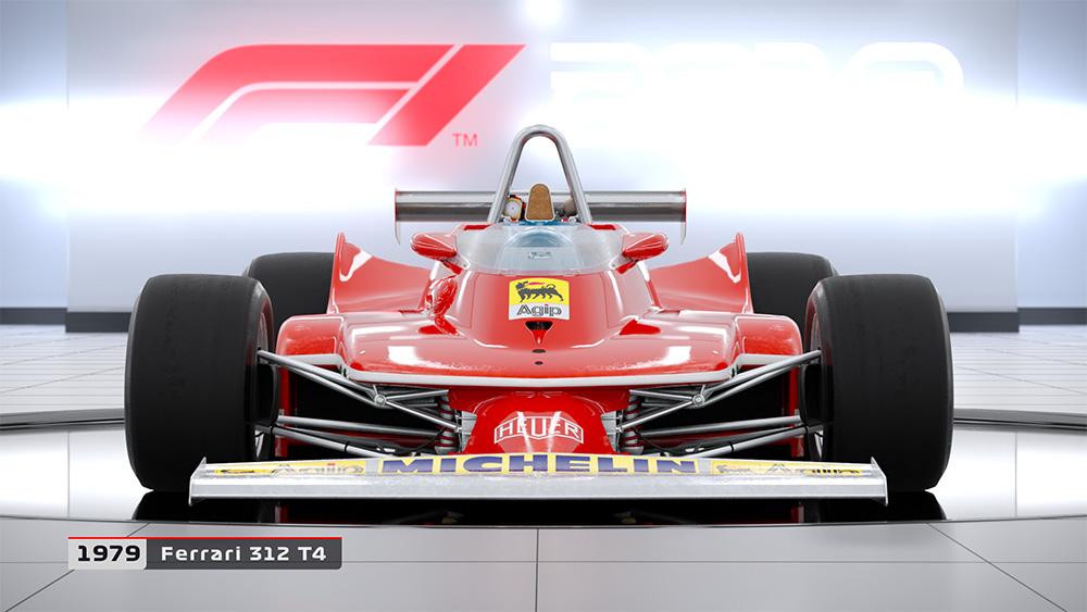 Full list of F1 2018 classic cars revealed