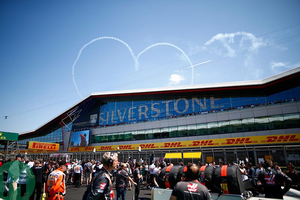 Save the British Grand Prix