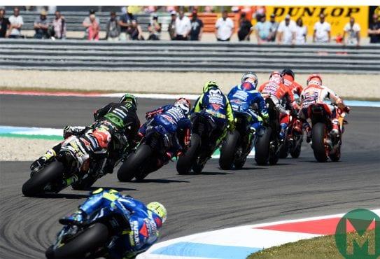 Rider insight: 2018 Dutch Grand Prix