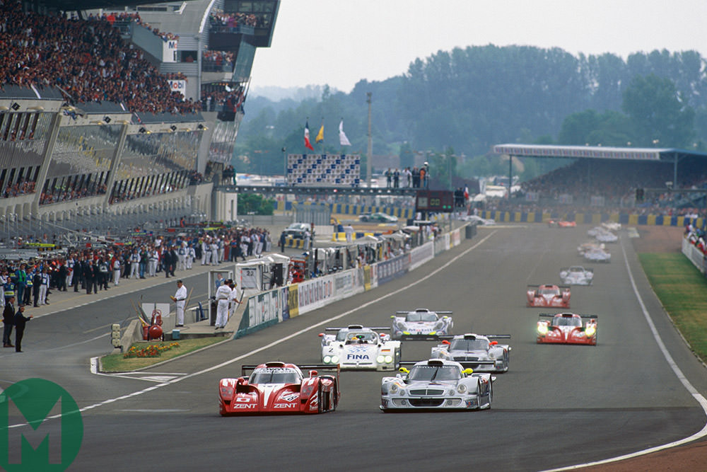Le Mans and lessons from the past