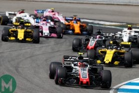 MPH: Who's winning F1 'division 2'?