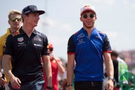 Pierre Gasly promoted to Red Bull Racing for 2019