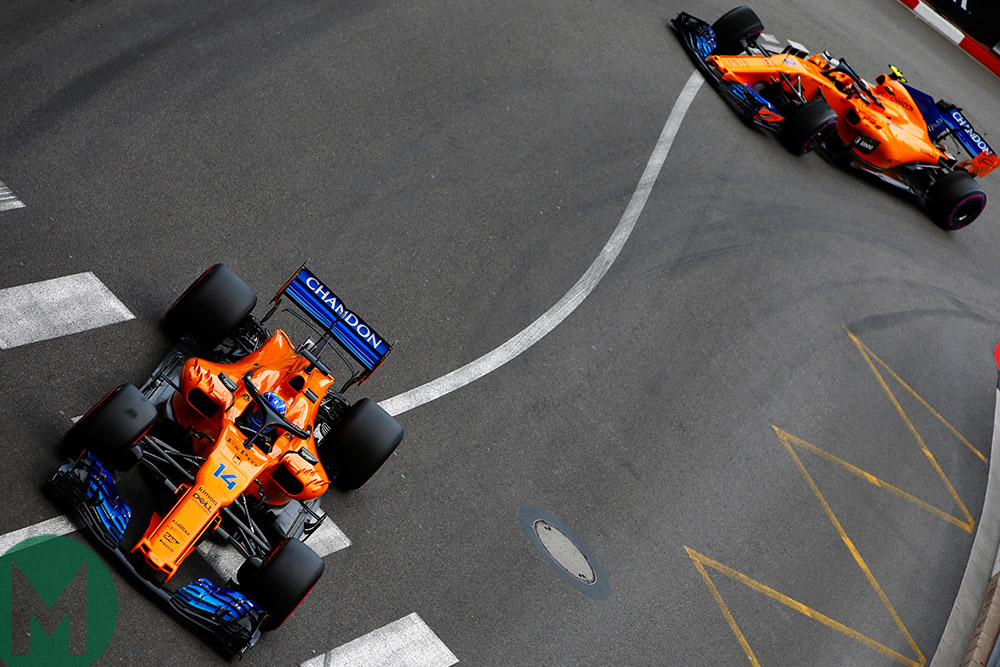 Simon Arron: The stark reality of McLaren's situation