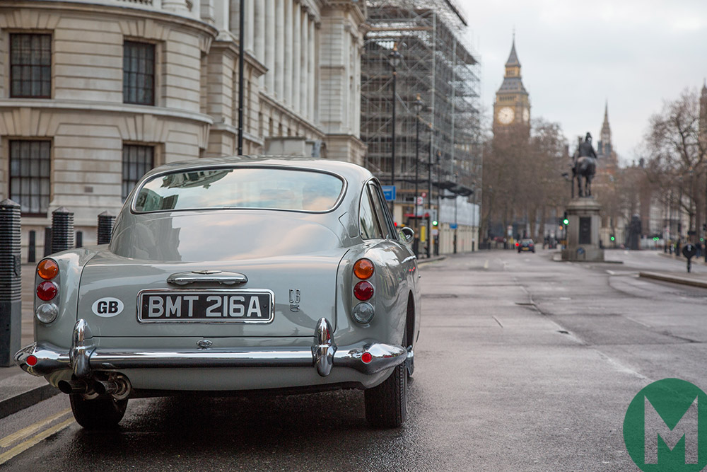 Andrew Frankel: What you should know about the Goldfinger Aston Martins