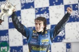 Fernando Alonso's F1 career