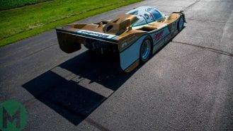 The Porsche 962's Daytona swansong