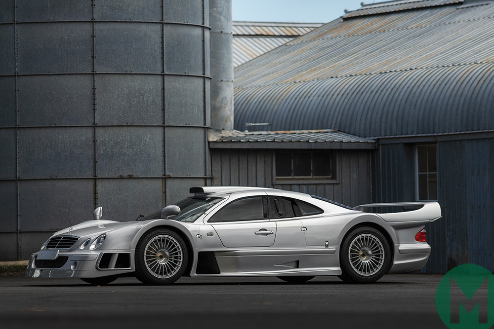 Mercedes' ultimate road-going racer