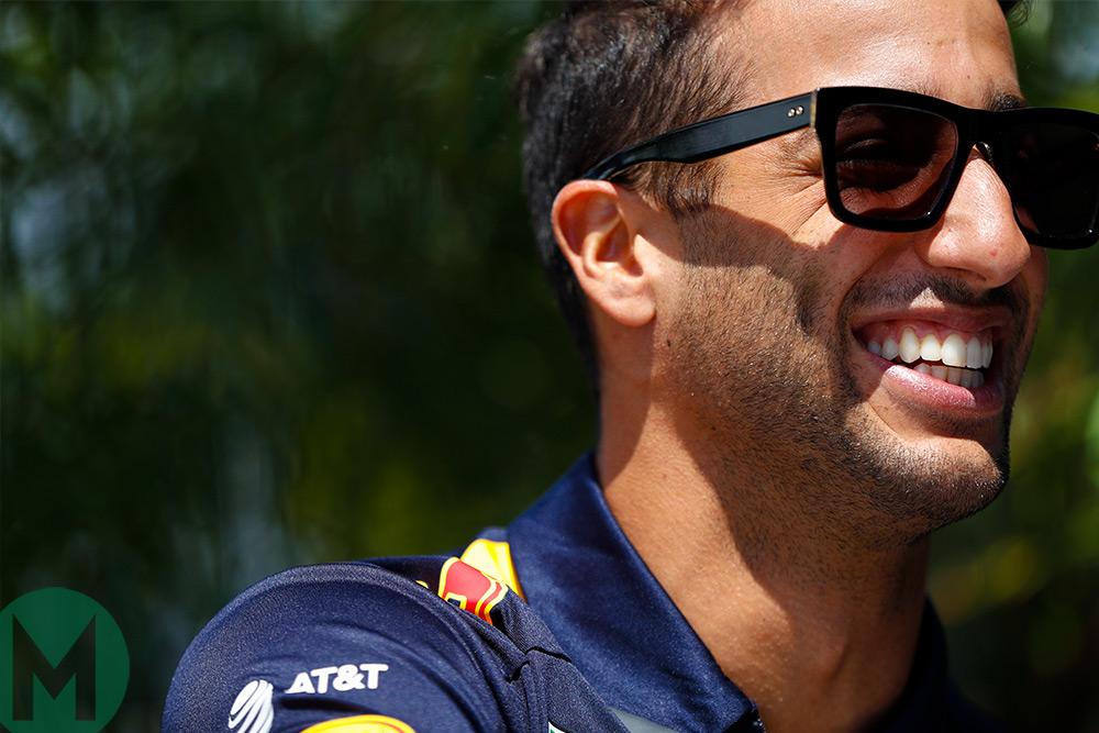 Updated: Daniel Ricciardo to leave Red Bull Racing for Renault