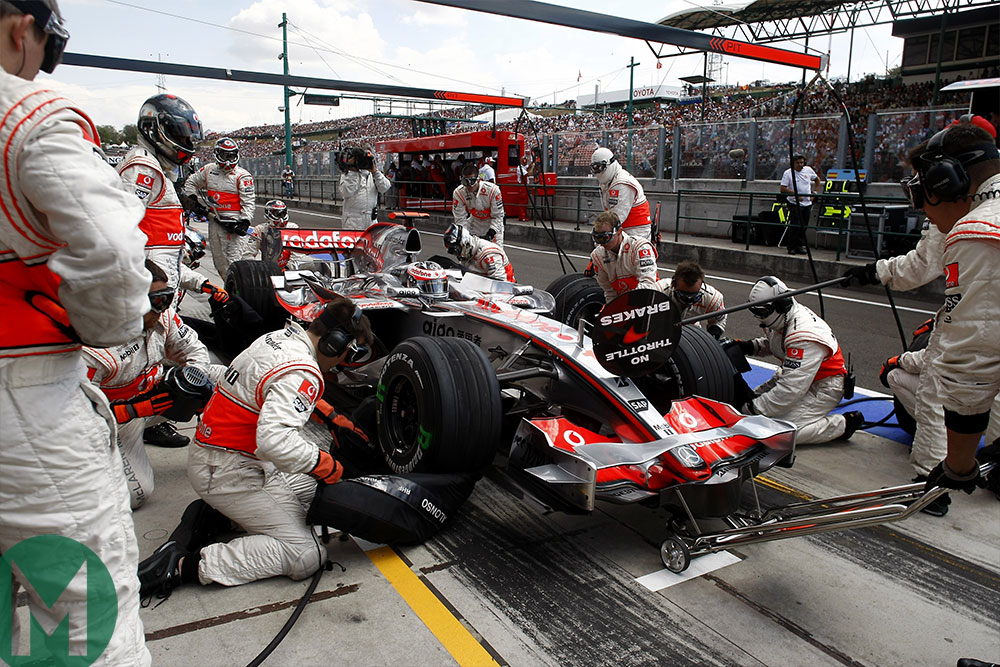 2007 Hungarian Grand Prix