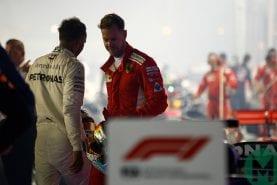 F1's comeback kings