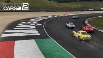 Project CARS adds eight Ferraris