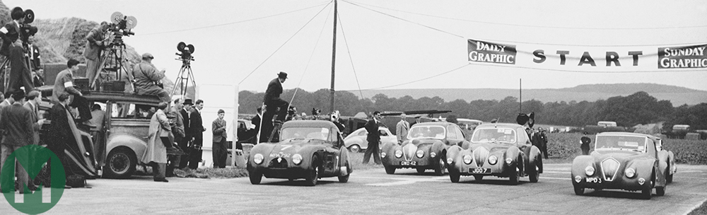 70 years of Goodwood