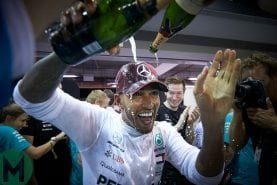 Andrew Frankel: The trouble with Lewis Hamilton's public persona