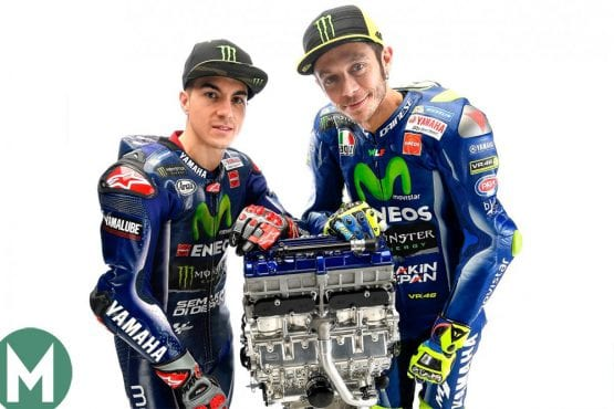Could a V4 M1 be Valentino Rossi's silver bullet?