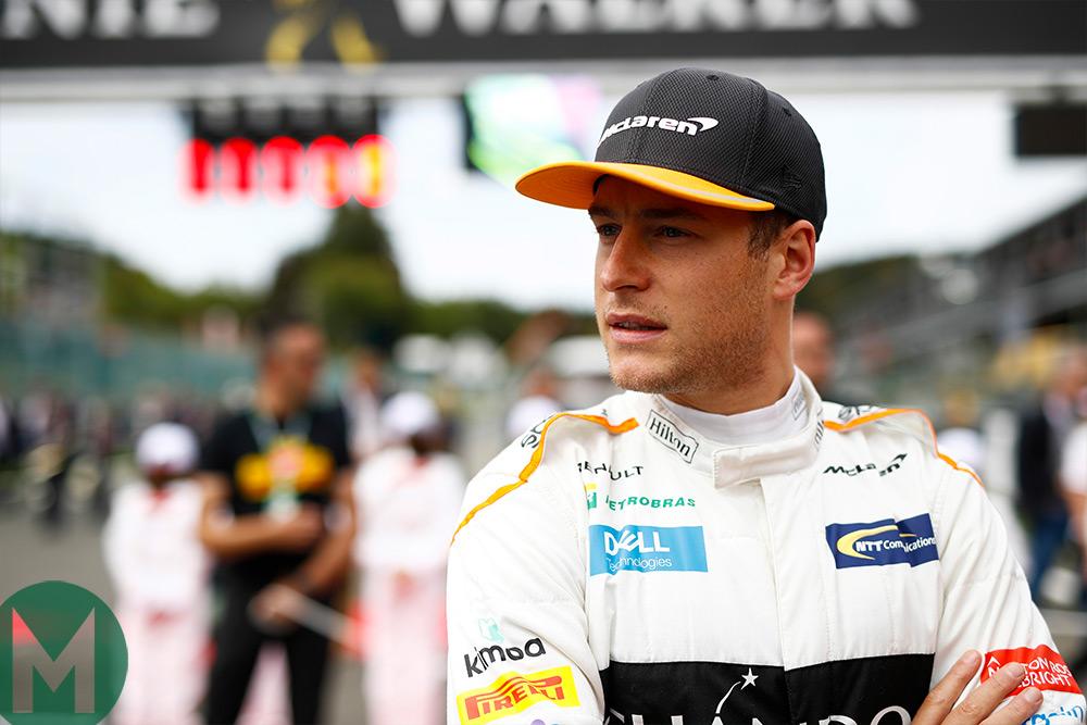 Update: Stoffel Vandoorne to leave McLaren F1, replaced by Lando Norris