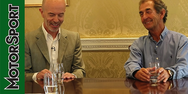 Steve Parrish: Royal Automobile Club Talk Show in association with Motor Sport