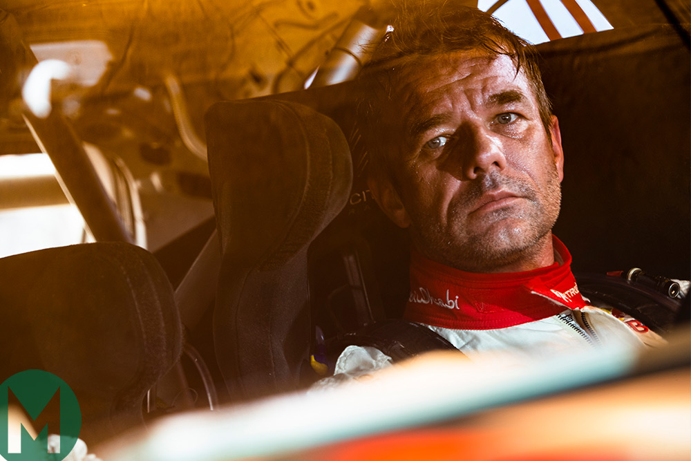 Watch WRC Spain: Onboard with Sébastien Loeb