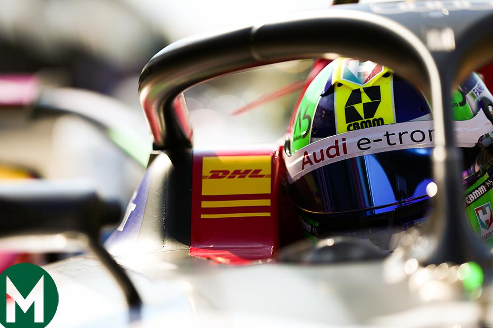 In photos: Formula E 2018 preseason test