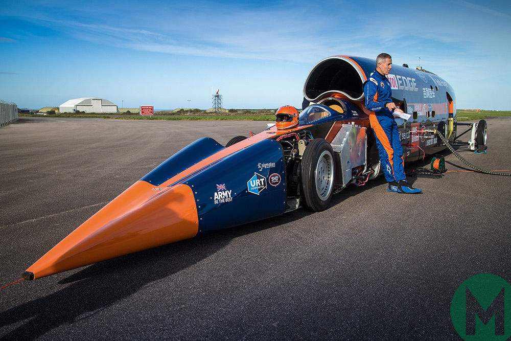 Bloodhound goes into administration