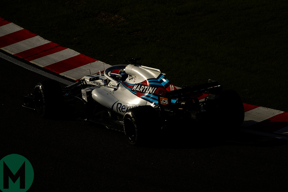 MPH: Russell is a glimmer of hope for Williams