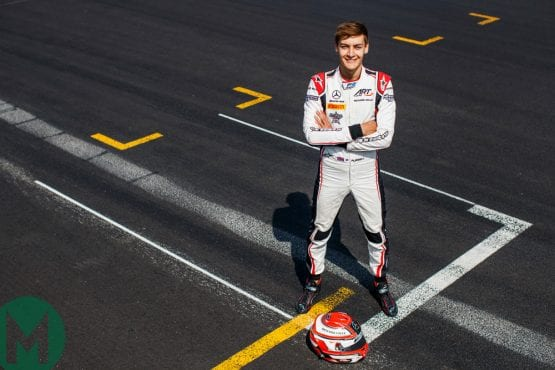 George Russell to drive for Williams F1