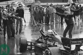 Estoril and memories of Senna
