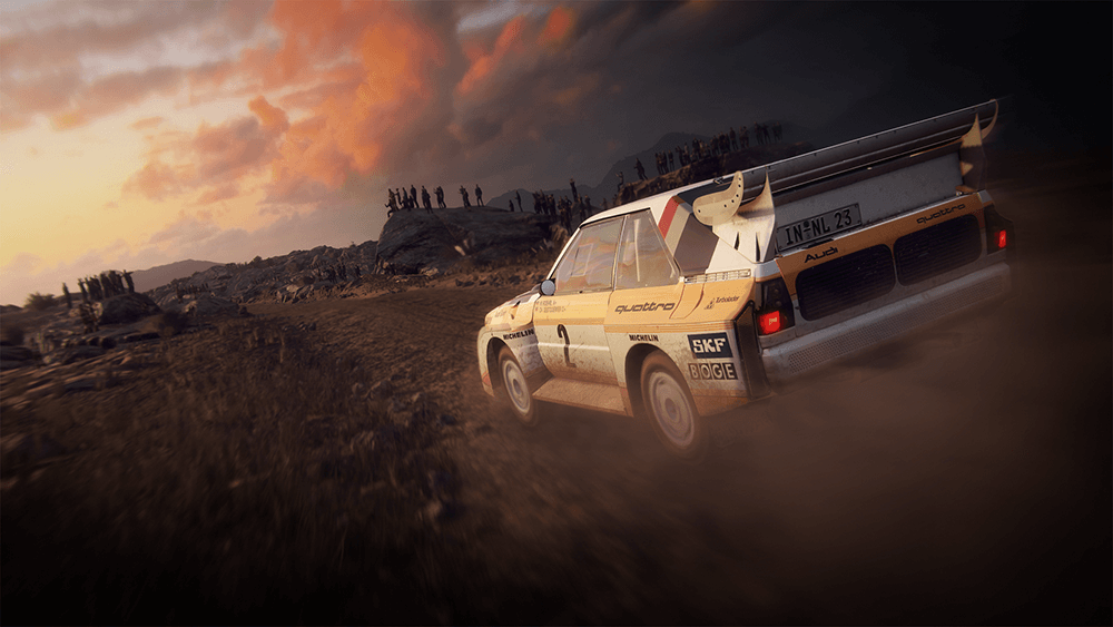 How a rally driver is shaping DiRT Rally 2.0