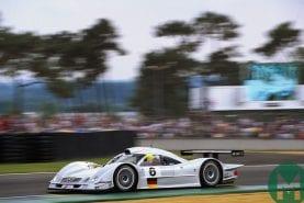 Inside Mercedes' 1999 Le Mans