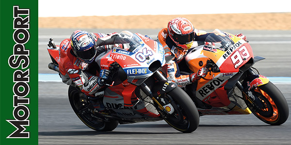 Rider insight: 2018 Thailand MotoGP