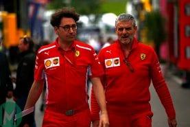 MPH: Vettel, Leclerc and Ferrari's power struggle