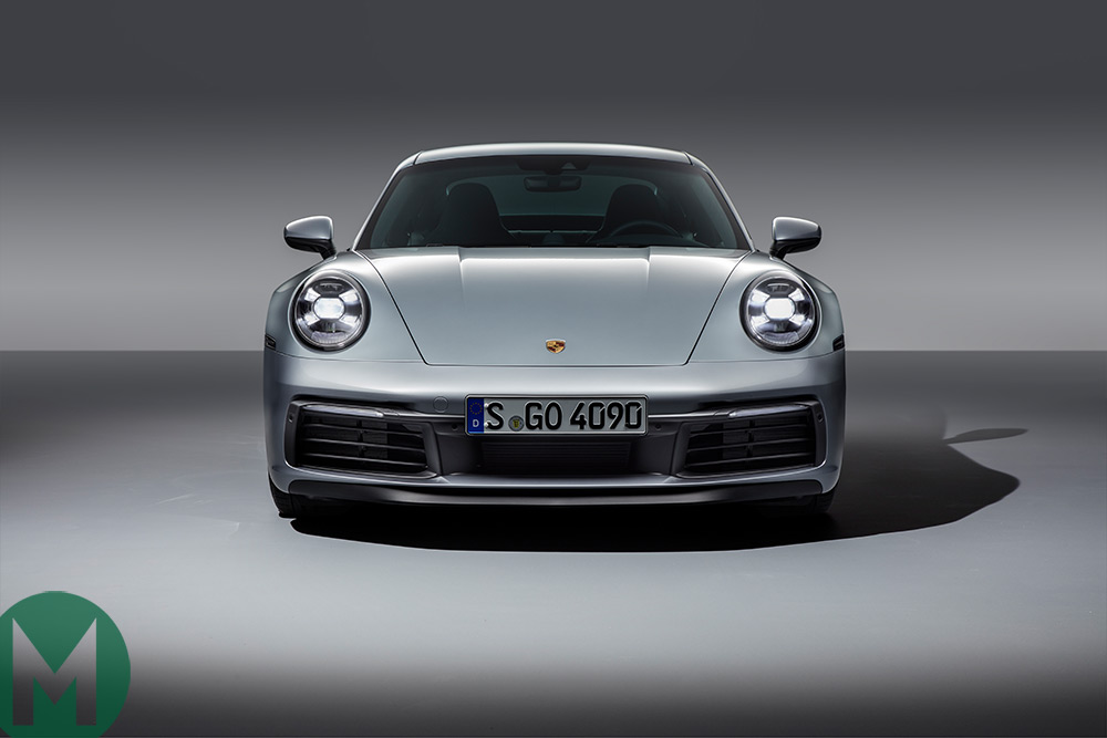 Porsche 992: The all-new 911