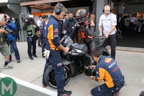MotoGP Mutterings: 2018 Valencia Grand Prix