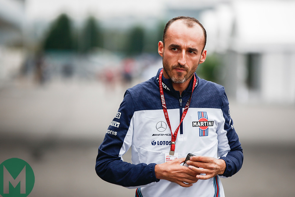 Robert Kubica secures F1 comeback with Williams…