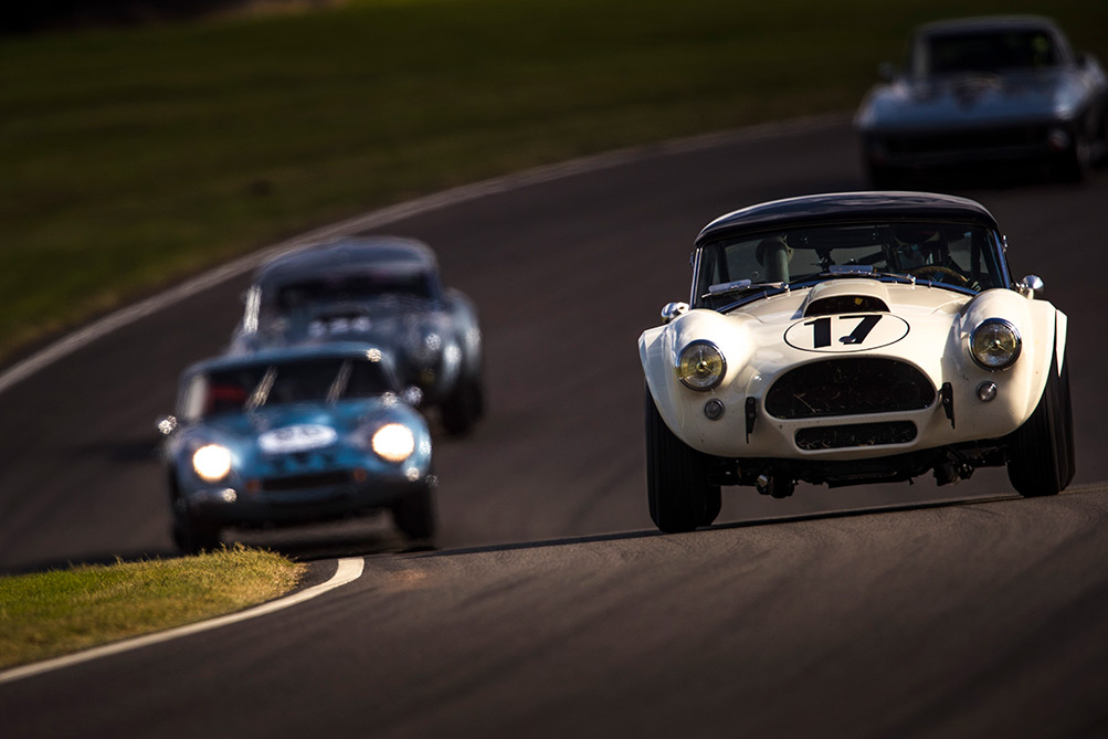 Historic Awards launched by Royal Automobile Club