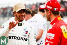 """Legacy means Hamilton will """"stay in Mercedes relationship"""""""