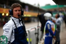 Williams and Rob Smedley to part ways