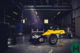 Gallery: Ayrton Senna's Van Diemen RF81