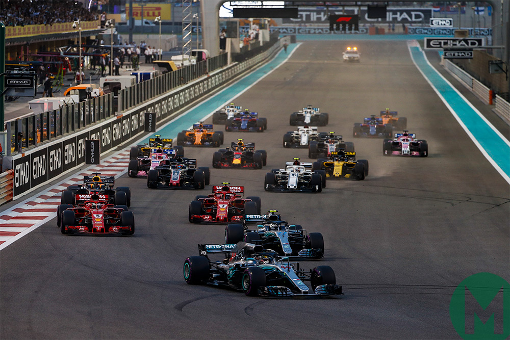 2018 Abu Dhabi Grand Prix report