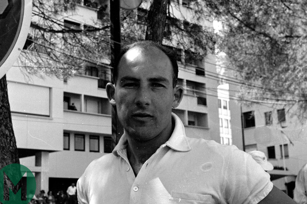 Watch: A young Stirling Moss and his model cars
