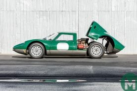 The Porsche 904 GTS with Hollywood history