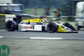 Piquet's Williams FW11 joins Race Retro line-up