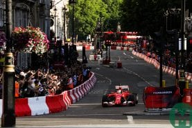 F1 looking at race on London's outskirts