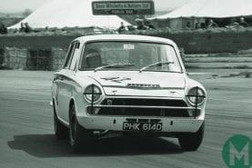 Clark's classic Lotus Cortina