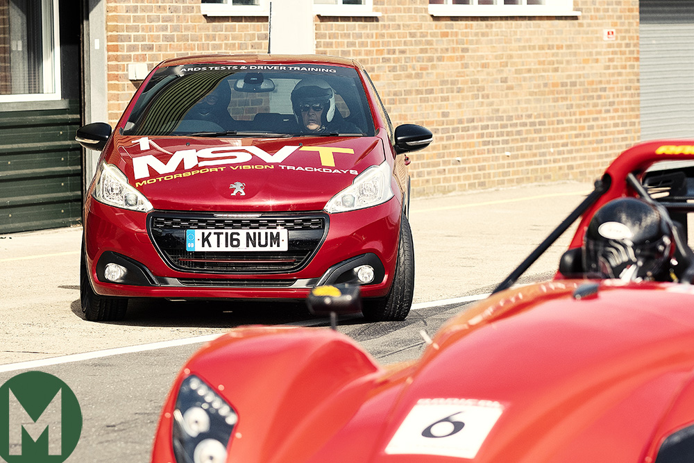 How to go racing: Getting your licence