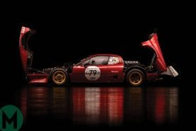 Gallery: The Ferrari 512 BB, transformed