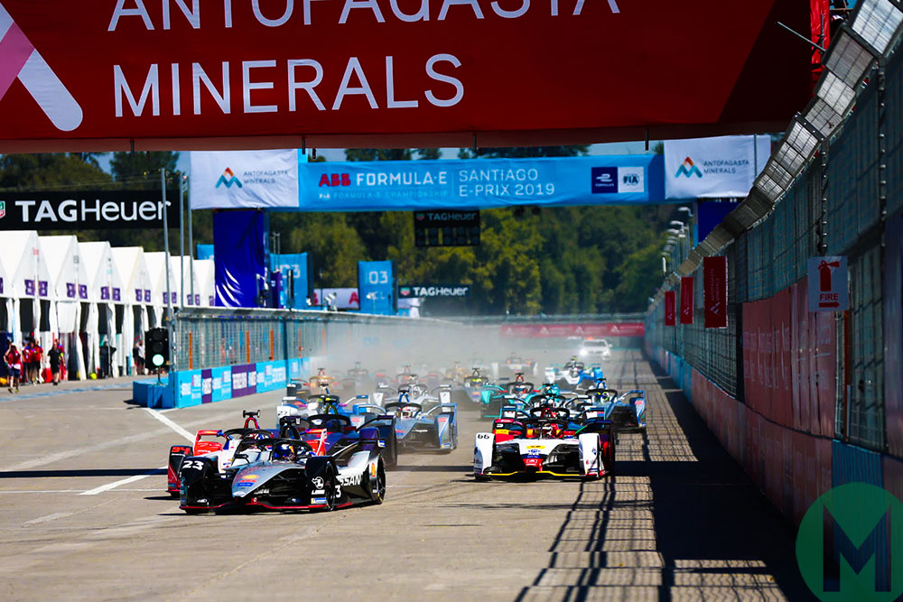 How Bird flew to 2019 Santiago ePrix victory