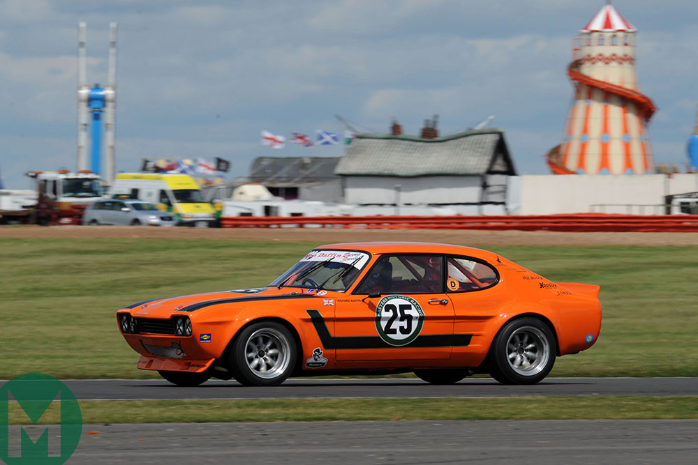 Ford Capri's 50 years to be marked at Classic